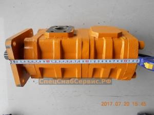 Насос гидравлический двухсекционный СBGV2100/2040