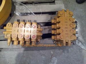 Распределитель гидравлический ZL20B-40T+ZL20B-40TB (комплект 4+4)