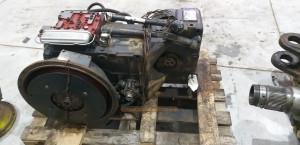 Ремонт гидромеханической коробки YD13.006.036, от автогрейдера XCMG GR180